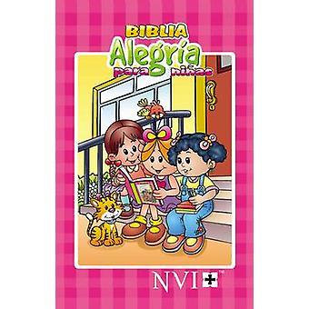 Biblia Alegria Para Ninas-NVI by Zondervan - 9781563207297 Book