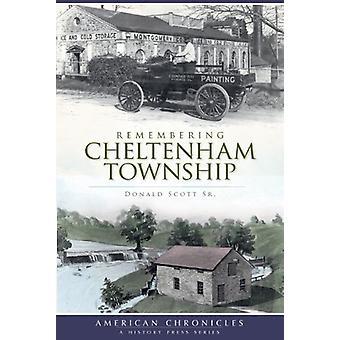 Remembering Cheltenham Township by Donald Scott - 9781596297494 Book
