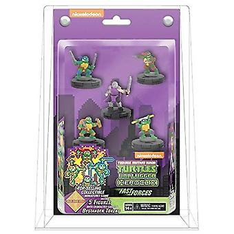 WizKids Unplugged Fast Forces Tennage Mutant Ninija Turtles HeroClix