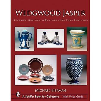 Wedgwood Jasper: Clássicos, raridades e curiosidades de quatro séculos (Schiffer livro para colecionadores)
