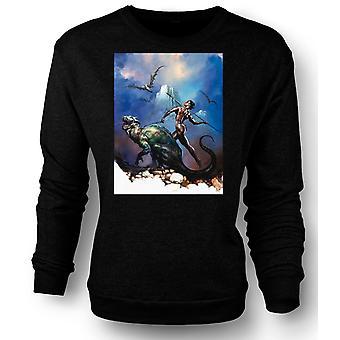 Kids Sweatshirt Greek God - Javelin