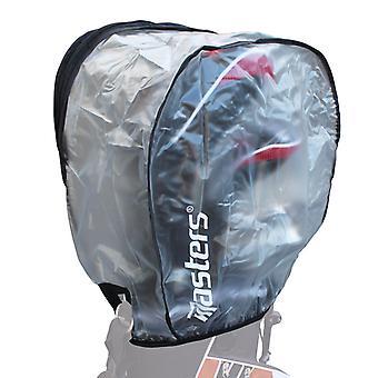 Mestres impermeáveis saco de golfe capa de chuva Clear Hood