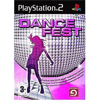 Dance Fest (PS2) - Factory Sealed
