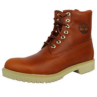 Timberland 1973 newman men's rust full grain boots