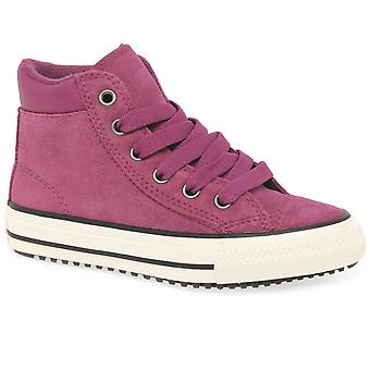 Converse Chuck Taylor Lace Girls Junior Boots