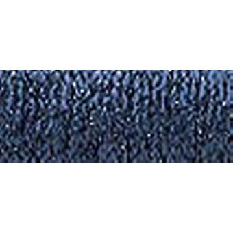 Kreinik sehr feine Metallic Braid #4 11 Meter 12 Yards Navy Hallo Lustre Vf 018Hl