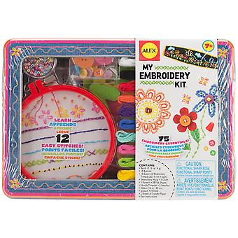 My Embroidery Kit 186T