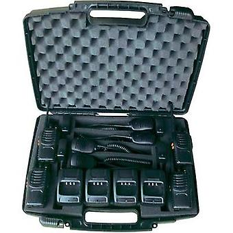 PMR handheld transceiver Albrecht Tectalk Worker 29834 4-piece set
