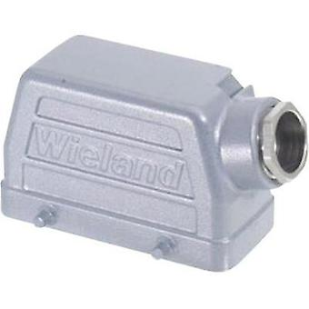Wieland 70.350.1628.0 99.710.6046.6 Industrial Connector, 16 Pin + PE Housing top section