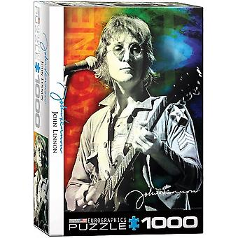 John Lennon Live In New York 1000 piece jigsaw puzzle   680mm x 490mm    (pz)