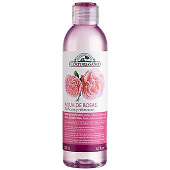 Corpore Sano Rosa Damascena Water Tonic 200 Ml