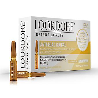 Lookdore Blisters Global Anti-Age 10X2 Ml