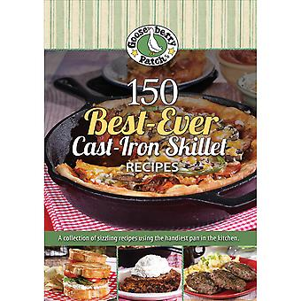 150 Best-Ever Cast-Iron Skillet Recipes- GBP