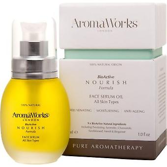 AromaWorks nære ansigt Serum olie