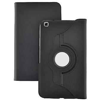 Blautel Rotating case with stand galaxy black 8-inch tab3