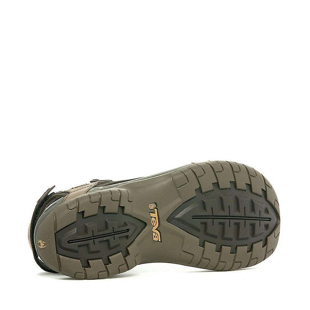 Leather Teva Men's Teva Men's Sandal Tanza Sandal Tanza Leather 1gqp7