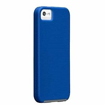 Case-mate Tough case cover iPhone SE 5 5S blue grey