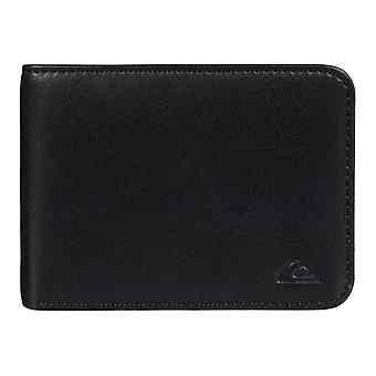 Slim Vintage Faux Leather Wallet