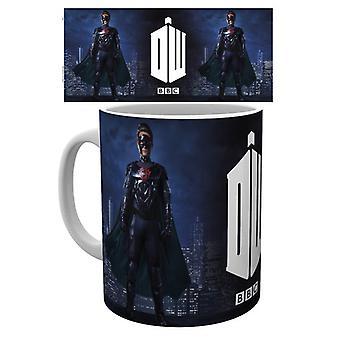 Doctor Who Xmas 2016 Mug