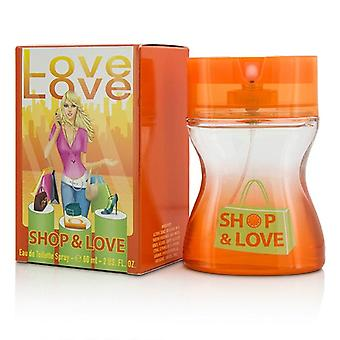 Parfums Love Love Shop & Love Eau De Toilette Spray 60ml/2oz
