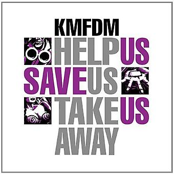 Kmfdm - Help Us Save Us Take Us Away [Vinyl] USA import