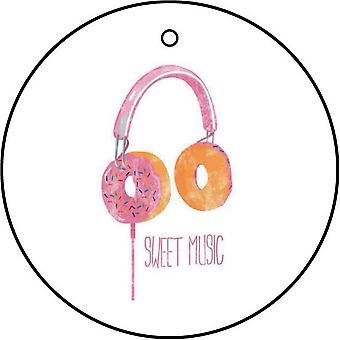 Sweet Music Car Air Freshener