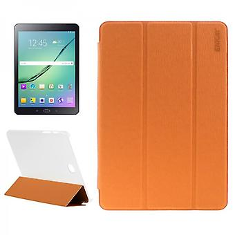 ENKAY smart cover Orange for Samsung Galaxy tab S2 8.0 SM T710 T715 T715N