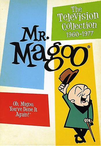 Mr. Magoo: Television Collection [DVD] USA import