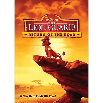 Lion Guard: Return of the Roar [DVD] USA import