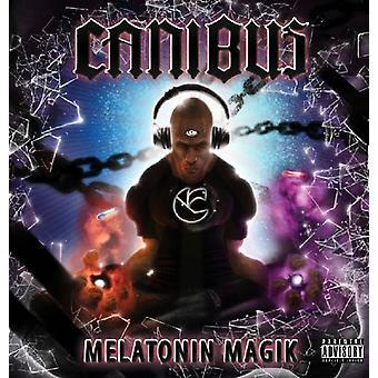 Steen - Melatonin Magik [CD] USA importerer