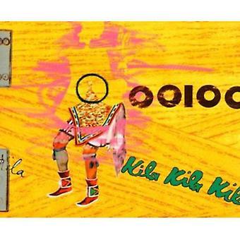 OOIOO - Kila Kila Kila [CD] USA importerer