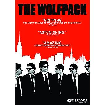 Wolfpack [DVD] USA import