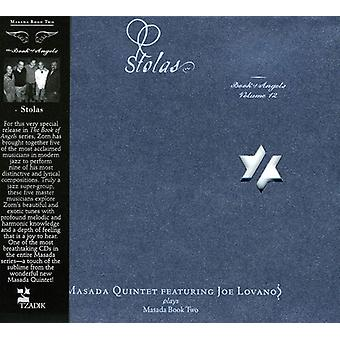 Masada Quintet - Stolas: The Book of Angels Vol. 12 [CD] USA import