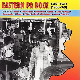 Østlige Pa Rock - østlige Pa Rock: del II-1966-69 [CD] USA import