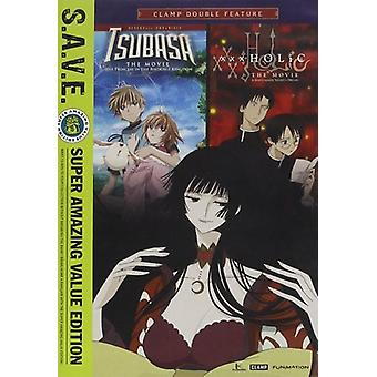 Clamp: Tsubasa Chronicle with Xxxholic - S.a.V.E. [DVD] USA import