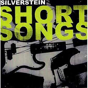 Silverstein - corto canciones (LP) [vinilo] USA importar