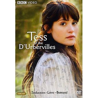 Tess van de D'Urbervilles (2008) [DVD] USA import