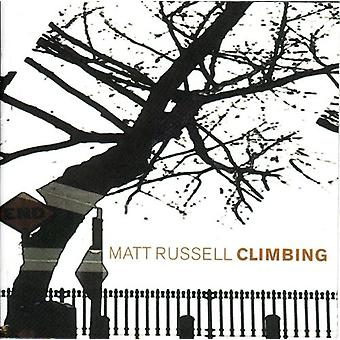 Matt Russell - klättring [CD] USA import