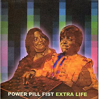 Power Pill Fist - ekstra liv [CD] USA importerer
