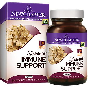 New Chapter LifeShield Immune Support Vcaps 60 Ct