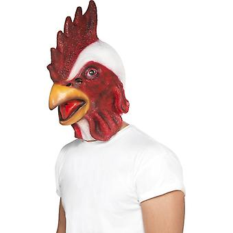 Maschera di pollo pollo maschera maschera pollo Rooster