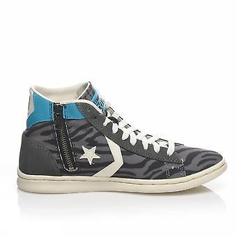 Converse Pro Leather Lp Mid Can Zip Pri 143747C Herren Moda Schuhe