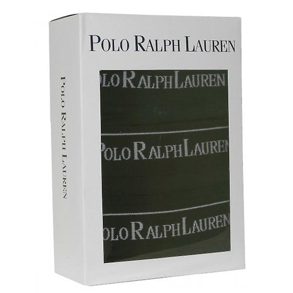 Polo Ralph Lauren 3-Pack Classic Briefs, Black