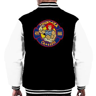 Thundera Crossfit ThunderCats Men's Varsity Jacket