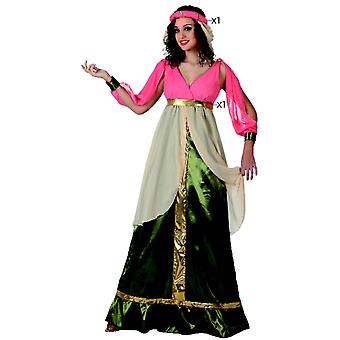 Women costumes  Medieval queen costume