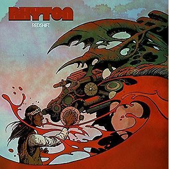 Rhyton - Redshift [CD] USA importerer