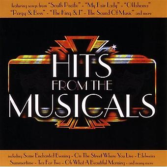 Hits fra Musicals - Hits fra Musicals [Columbia River] [CD] USA importerer