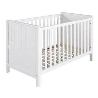 Babymobel Cradle Of 140 X 70 Mi-3 White
