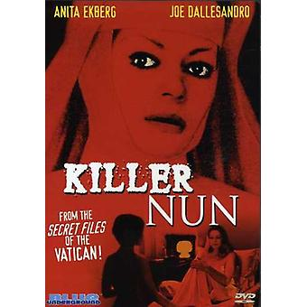 Killer nonne [DVD] USA importerer