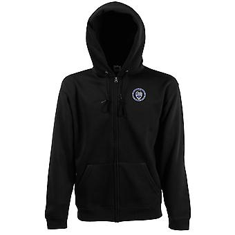 US Army 30th Infantry Regiment Embroidered Logo - Zipped Hoodie Jacket